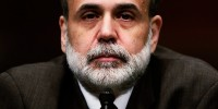 Fed Chairman of the US Federal Reserve Ben Bernanke